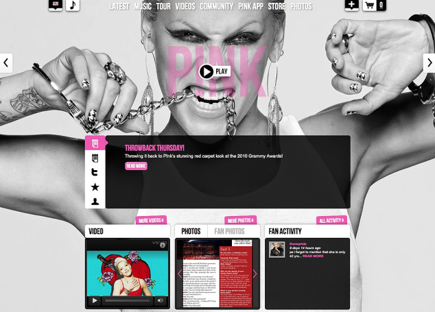pink-site